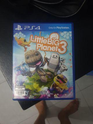 🚚 PS4 Little Big Planet 3