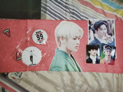 WTS CLEARANCE NCT MARK SLOGAN SET