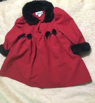 Red Coat Princess Sarah Costume