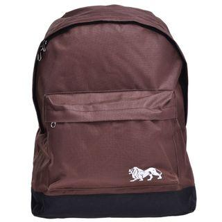 Brown stylish Lonsdale backpack
