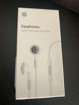 Authentic Iphone Earphones