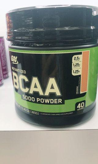 🚚 Optimum nutrition brand BCAA
