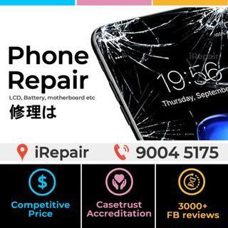 iPhone screen repair Samsung s9 s8 repair singapore