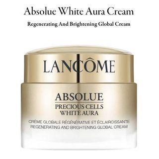 Lancôme Absolue Precious Cells White Aura Cream