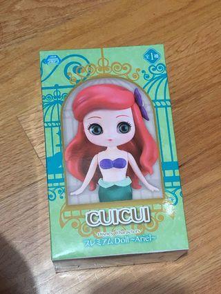 美人魚 迪士尼 公仔 Ariel figure