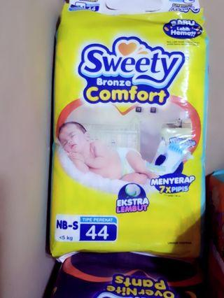 Sweety tape size NB