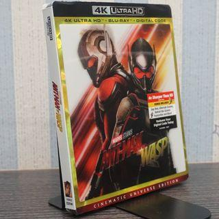 Ant-man And The Wasp 4k Ultra HD Blu-ray