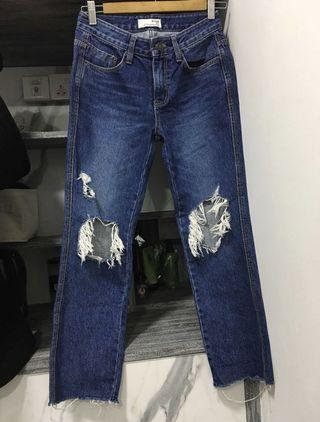 Stylenanda boyfriend jeans