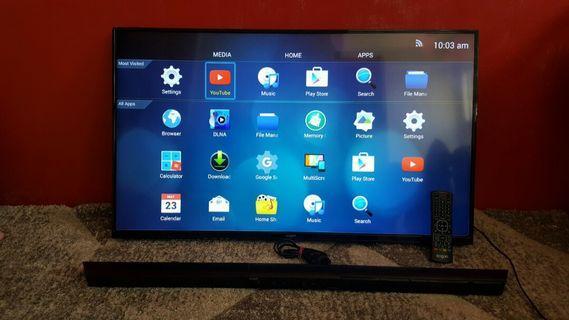 """SMART LED 43"""" TV kogan (Australian brand)"""