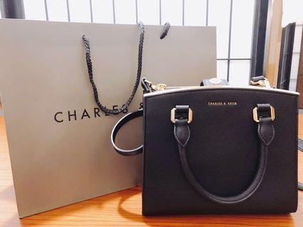 Basic Structured Handbag