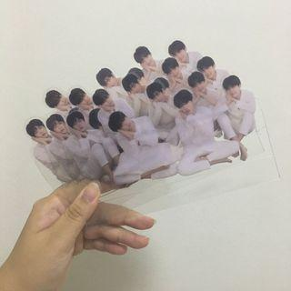 BTS Love Yourself Tear Standees