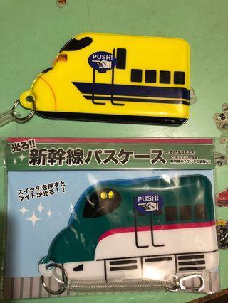 新幹線 E5、Dr Yellow 著燈八達通套