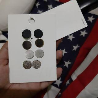 H&M Earrings (NEW) (JUAL RUGI)