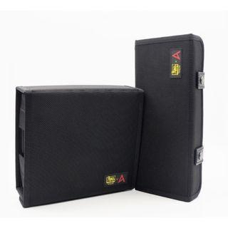 全新 AK x Van Nuys 耳機硬盒 Nylon Hard Case 两格 三格 2款