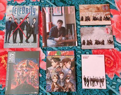 EXO Album / Magazine
