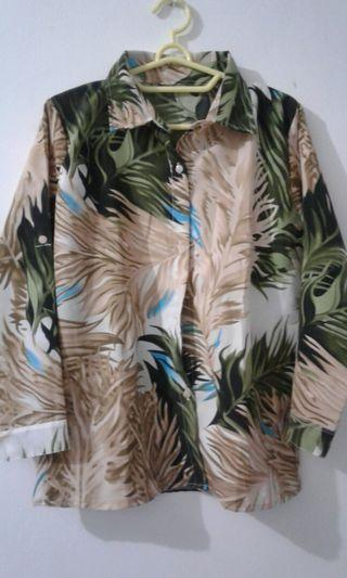 Leaf Blouse