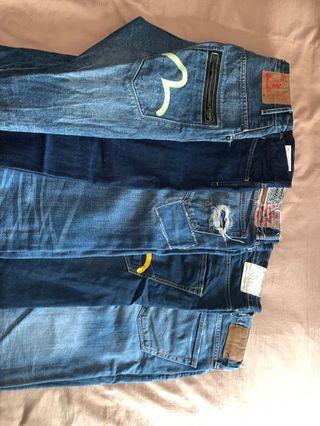 🚚 denim jeans