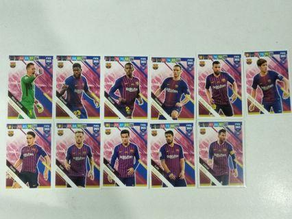 🚚 Adrenalyn Fifa 365 FC Barcelona