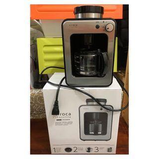 日本siroca 自動研磨咖啡機 stc-408