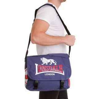 Authentic Lonsdale Messenger / Sling Bag