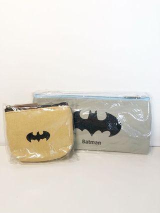 🚚 Batman pencil case and pouch
