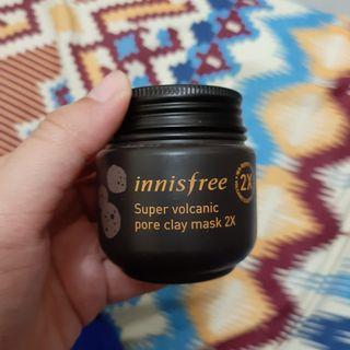 INNISFREE SUPER VOLCANIC CLAY MASK