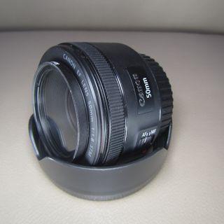 CANON (人像鏡) 50mm f/1.8 STM 送名廠保護UV鏡再送遮光罩+$750