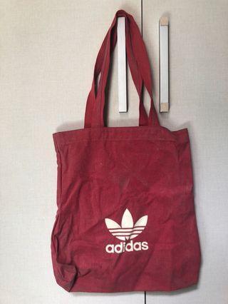 Adidas袋 Bag 古著 復古 second hand
