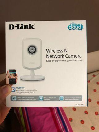 🚚 D-Link Cloud Camera