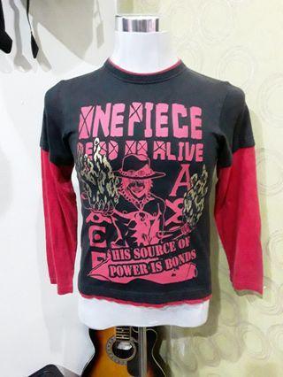 One piece shirt