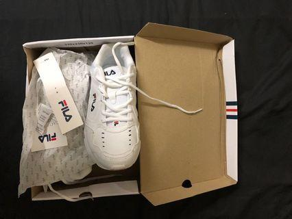 Fila Ranger Sneakers All White For Men (Authentic)