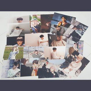 BTS Exhibition Live Photos