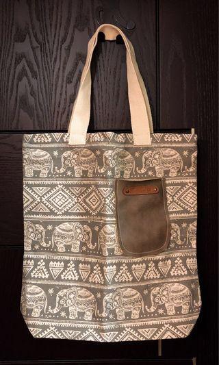 [ 全新 ] 泰國 Thai Tum Tote Bag