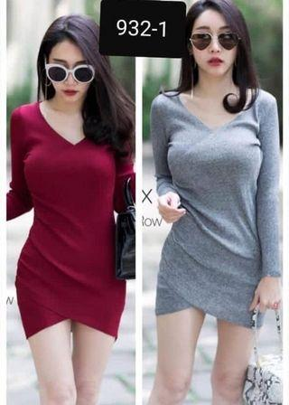 HG - LISA CROSS DRESS  @76.000