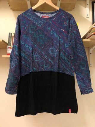 Batik-is-it? long sleeve t-shirt