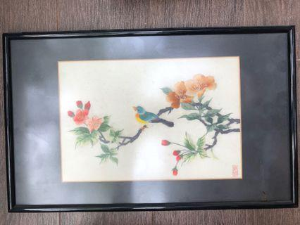 Chinese Painting (Sewn)