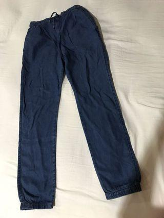 Denim Long Pants