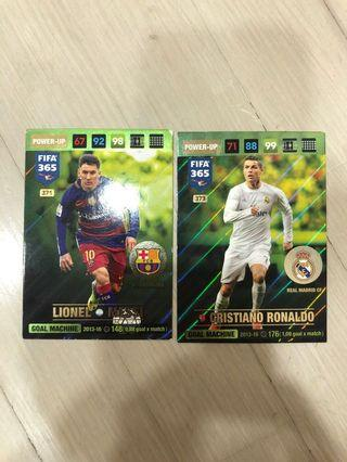 FIFA 365 cards(Power up)