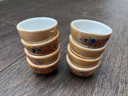 Chinese wine cups