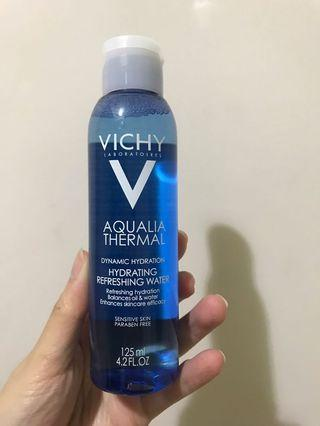 Vichy Aqualia Thermal Toner 化妝水 爽膚水