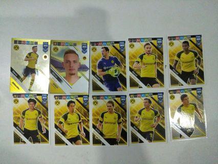 Adrenalyn Fifa 365 Dortmund