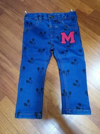 Disney jeans leggingd