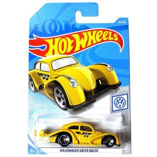 Hot Wheels Volkswagen Kafer Racer 46/250 Die-Cast Vehicle Volkswagen 1/10 New