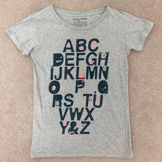 A-Z T-shirt