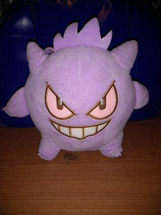 Pokemon Gengar plush