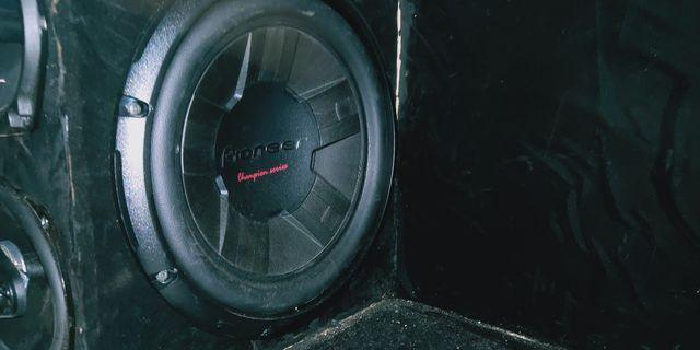 bass speaker   Car Accessories   Carousell Singapore