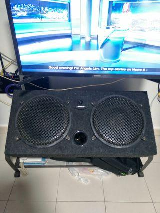 Customised Floor Wedges Sub/Monitor Speakers