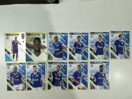 🚚 Adrenalyn Fifa 365 FC Schalke 04