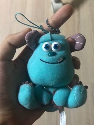MONSTER INC sully keychain from japn