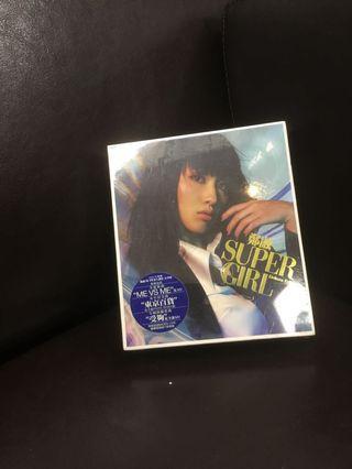 鄭融 Super Girl CD Deluxe edition